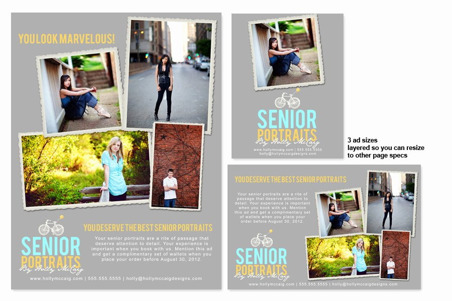 9 Best Of Yearbook Layout Templates Yearbook Page