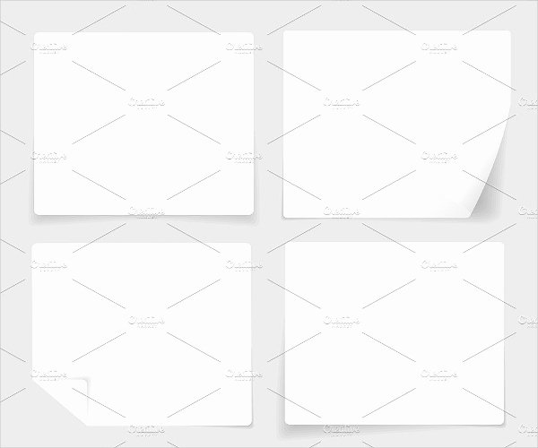 9 Blank Place Cards Free Psd Vector Eps Png format