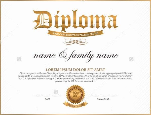 9 Diploma Templates Free Psd Ai Vector Eps format