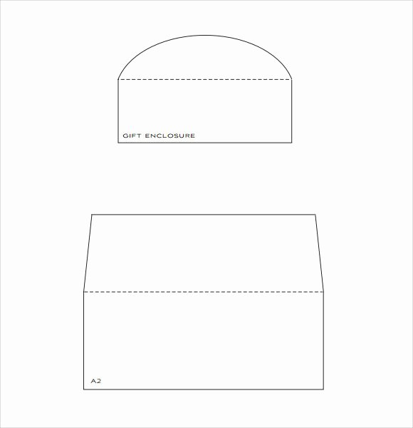 9 Envelope Liner Templates Download for Free