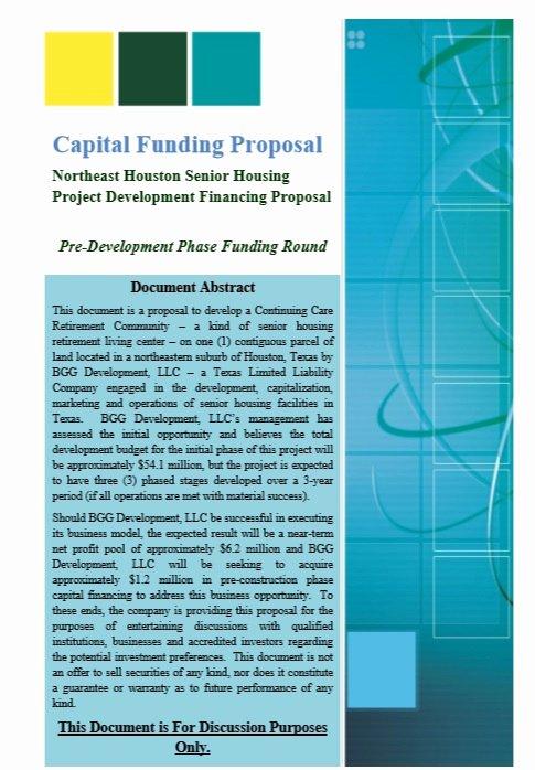 9 Free Sample Real Estate Proposal Templates – Printable