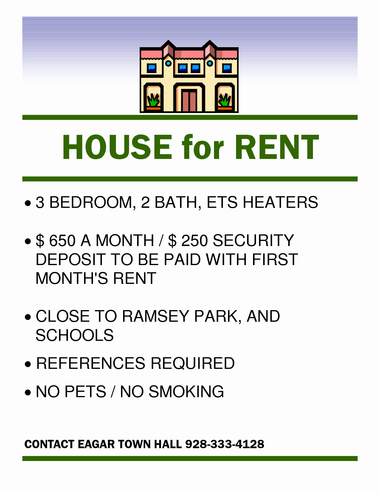 9 Home for Rent Flyer Free Psd Free Real Estate