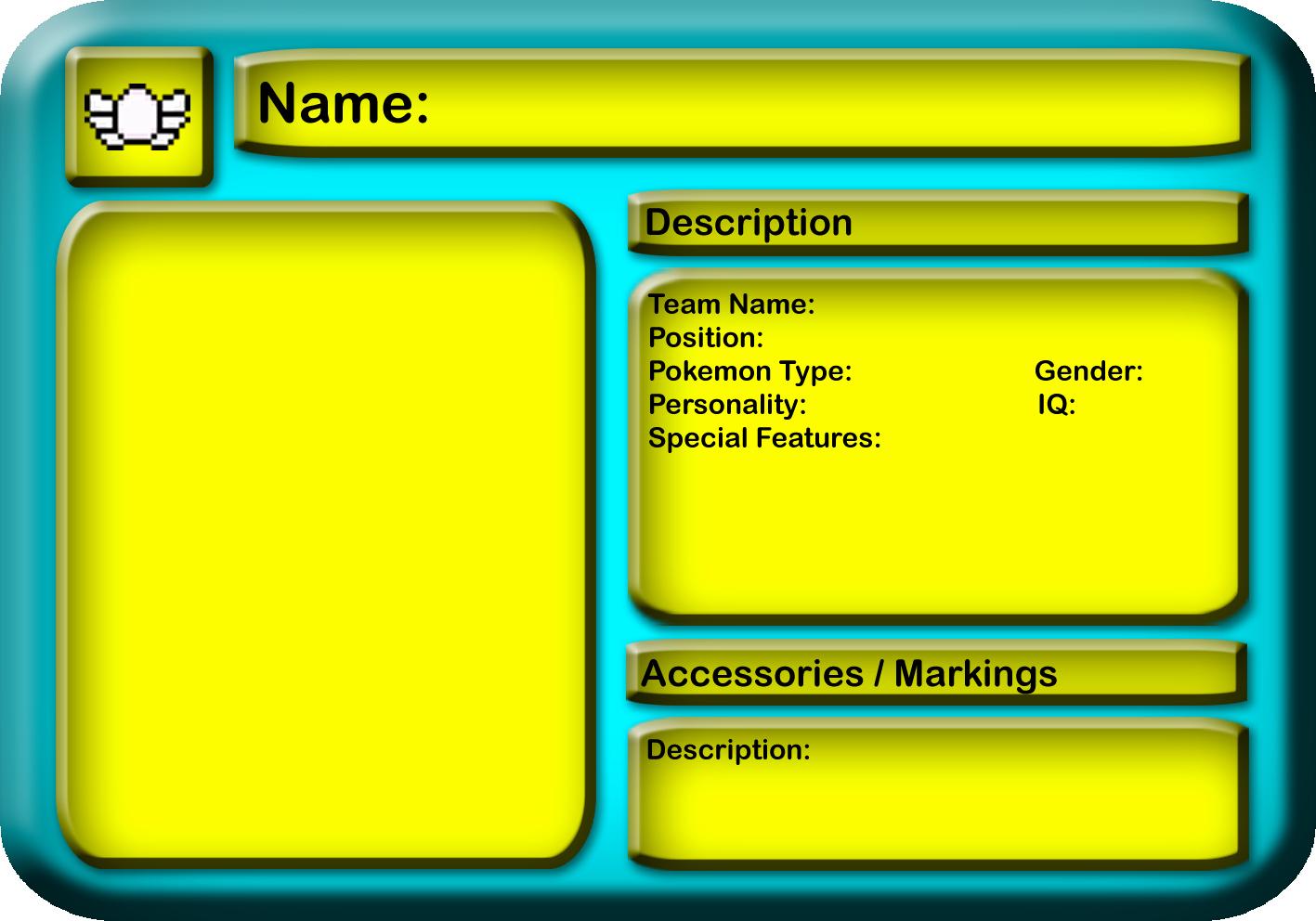 9 Id Card Psd format Id Card Template Free