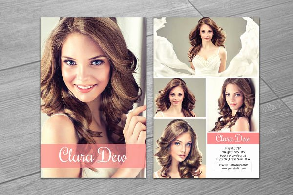 9 P Card Templates Free Sample Example format