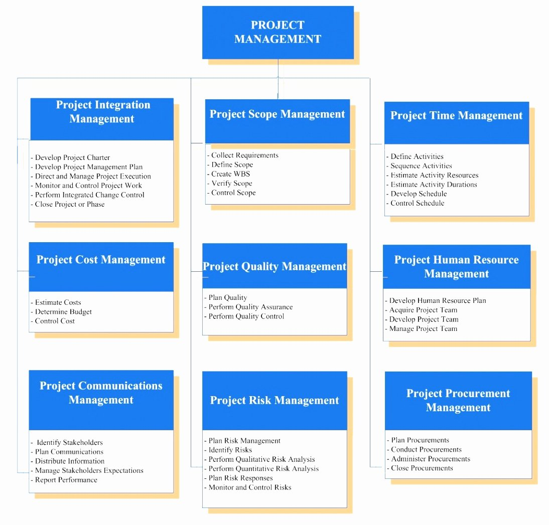 9 Project Charter Template Pmp Xitoi
