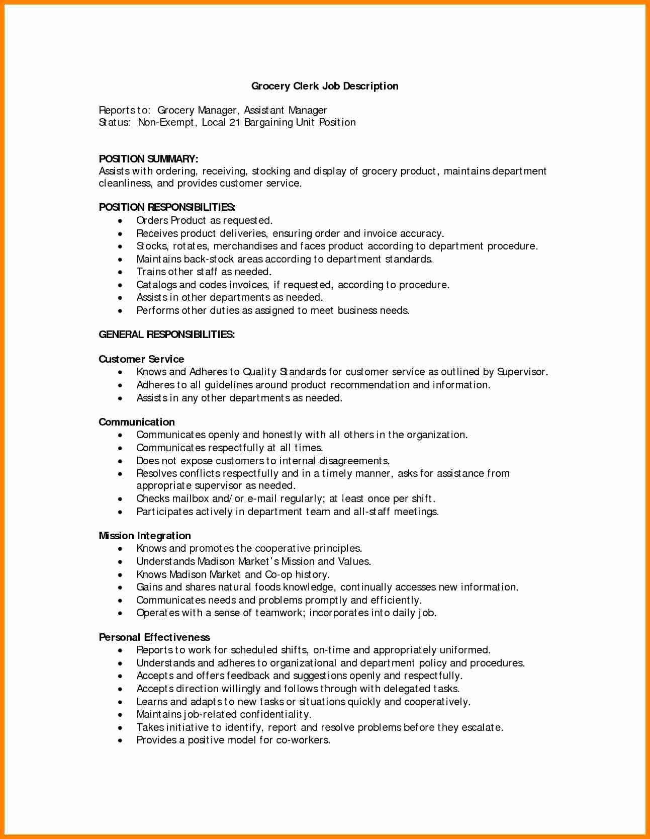 9 Retail Manager Job Description