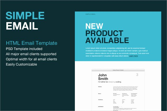 9 Sample HTML Emails