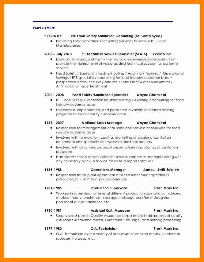 9 Self Employed Resume