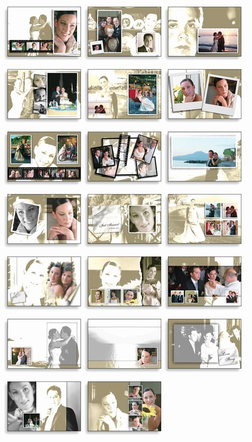 9 Wedding Album Templates Shop Free Download