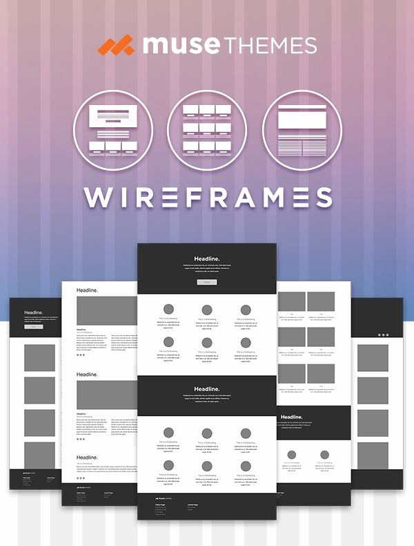 90 Best Images About Adobe Muse Templates On Pinterest