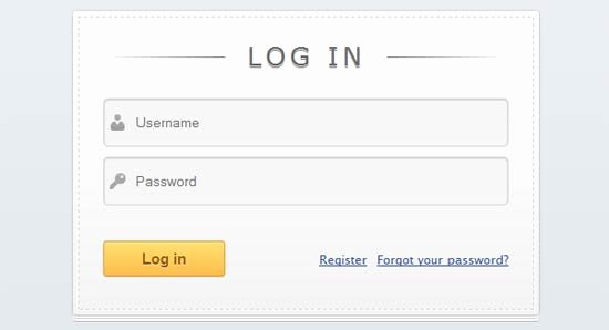 90 Free Css HTML Login form Page Templates Freshdesignweb