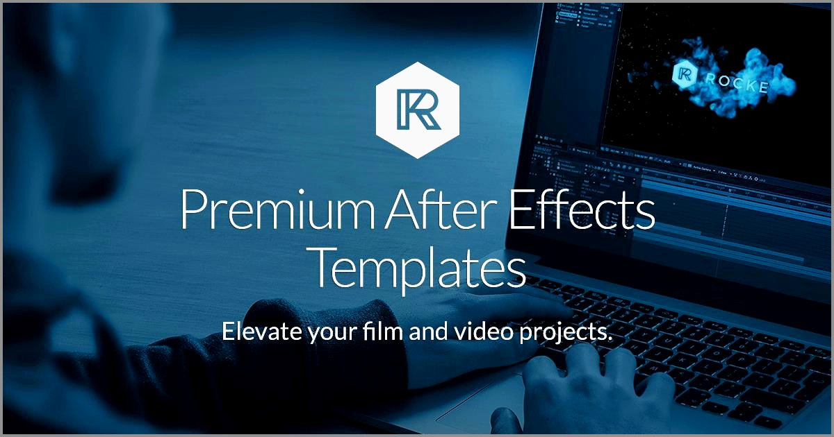 95 after Effects Template torrents torrent Intro