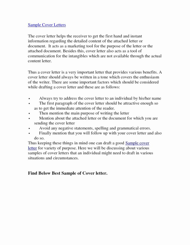 95 Best Cover Letters Images On Pinterest