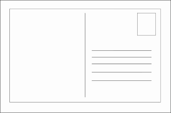 98 5x7 Template for Word Wedding Invitation Envelopes