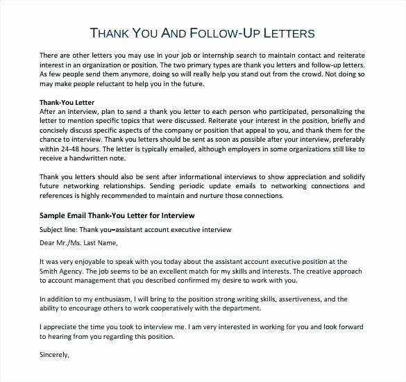 98 [ Follow Up Letter when You Dont Get the Job ] 1