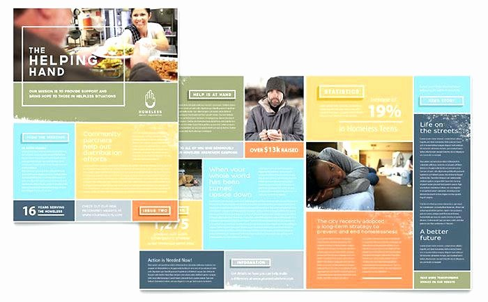 99 Homeowners association Newsletter Template Half Page