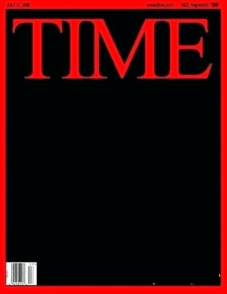 99 Time Magazine Cover Template Word Free Fake Magazine