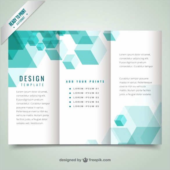 A Brochure Template Csoforumfo