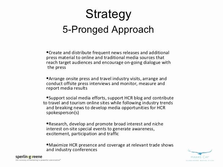 A Travel Pr Plan by Sperlingreene Pr and Marketing
