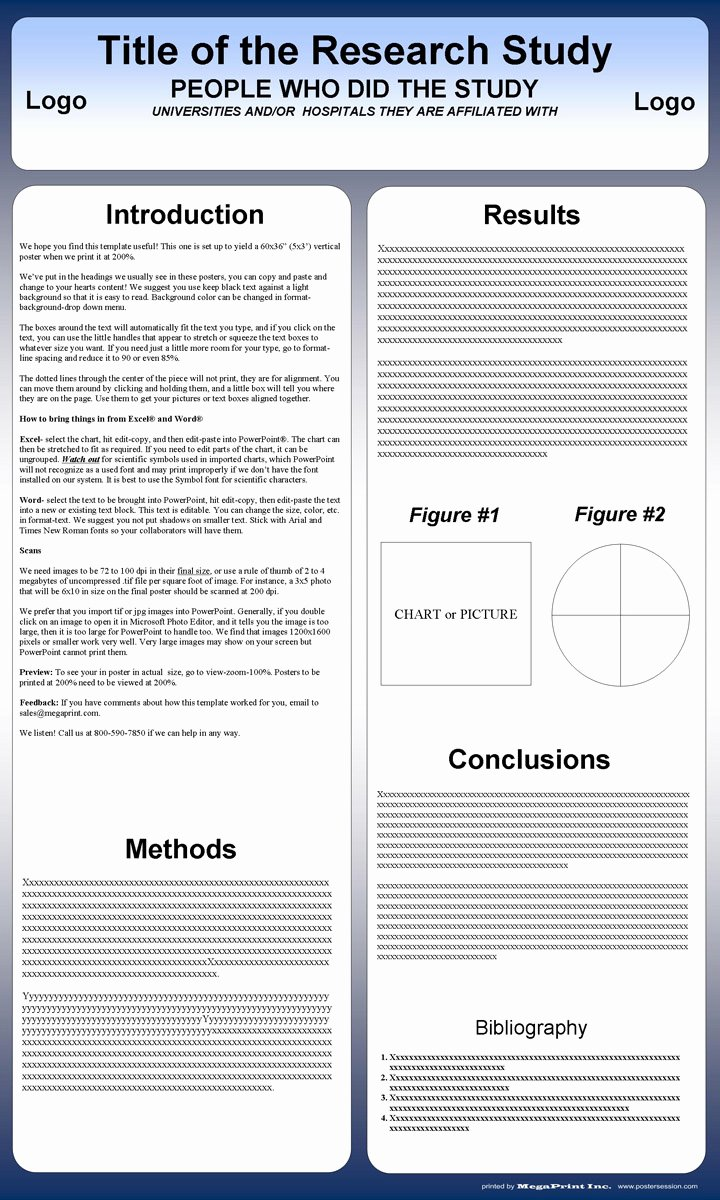 A1 Portrait Poster Template Templates Data