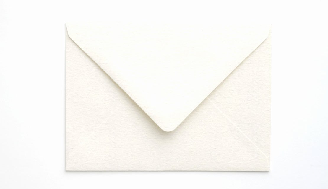 A2 Envelope Template Word