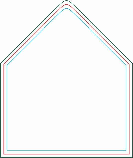 A7 Envelope Liner Template Wedding Pinterest