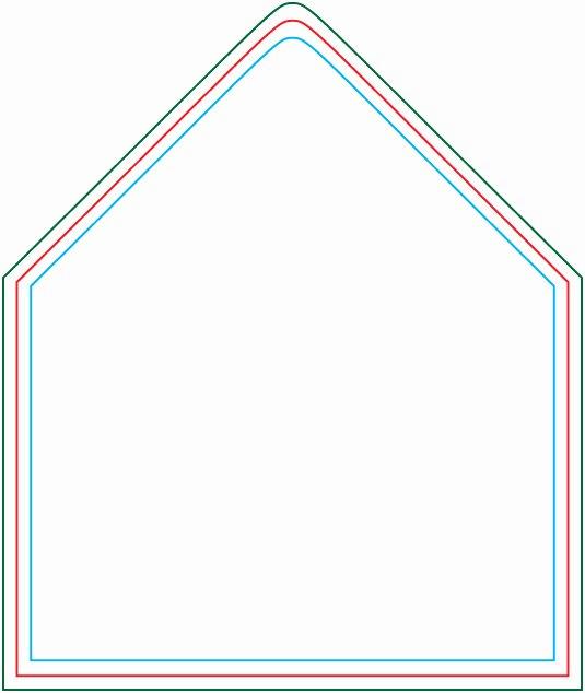 A7 Envelope Template Beautiful Template Design Ideas