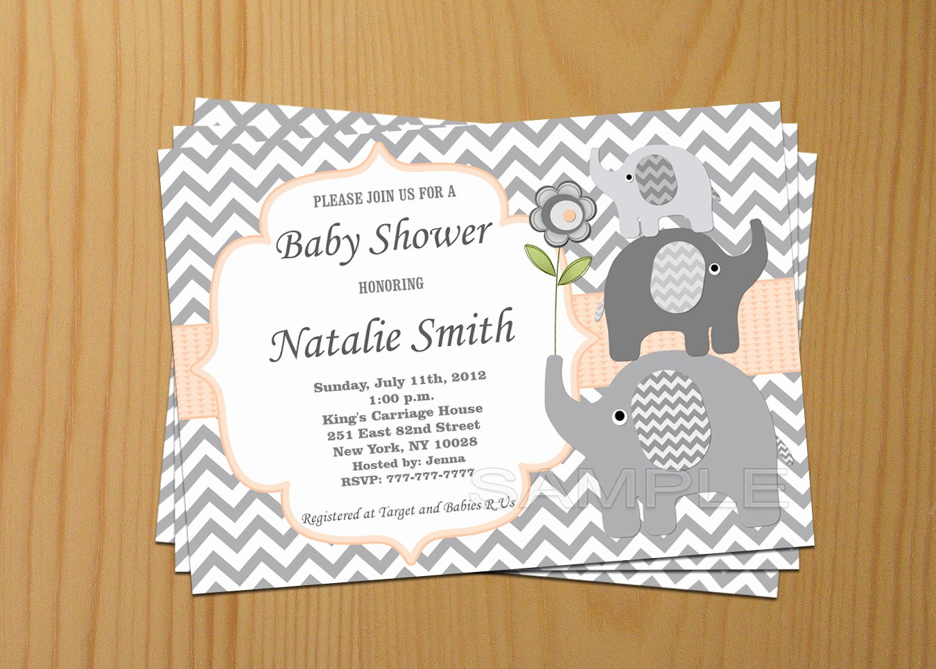 Able Baby Shower Invitations Downloadable Baby