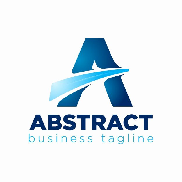Abstract Business Logo Template Vector