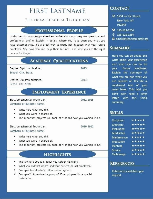 Academic Cv Latex Template Free – Skincense