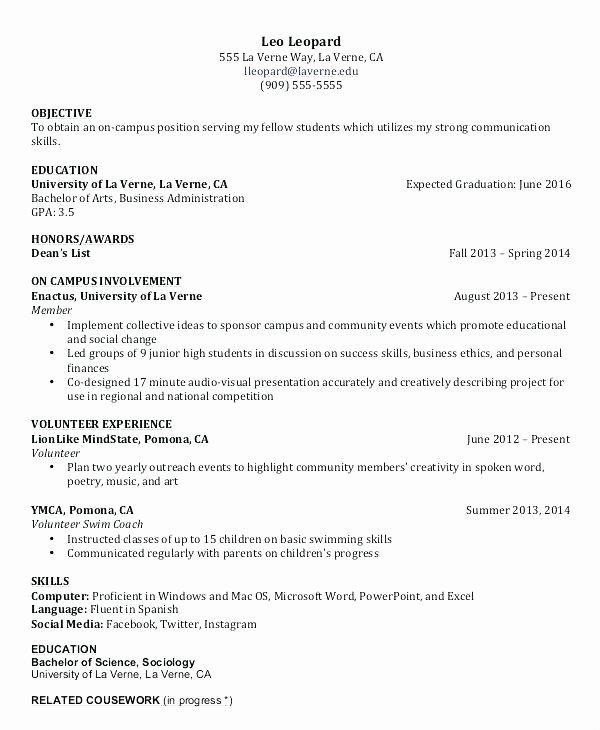 Academic Resume Template Education Word Teachers