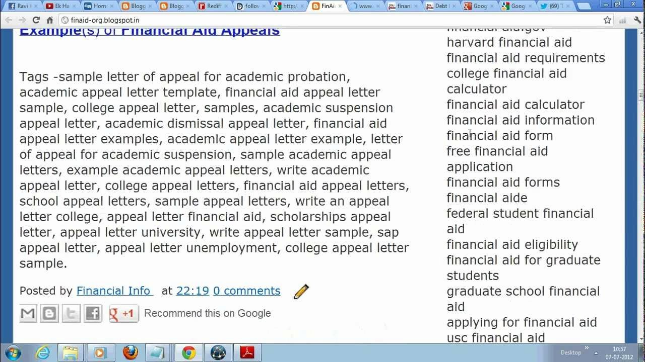 Academic Standards Student Petition Letter – Letter Simple