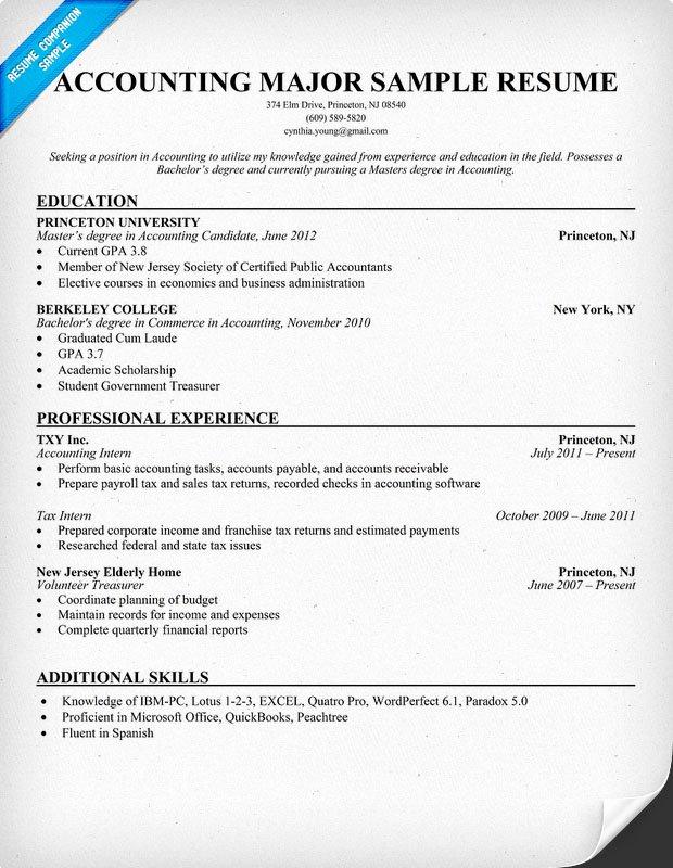 Accounting Job Accounting Jobs Sample Resume