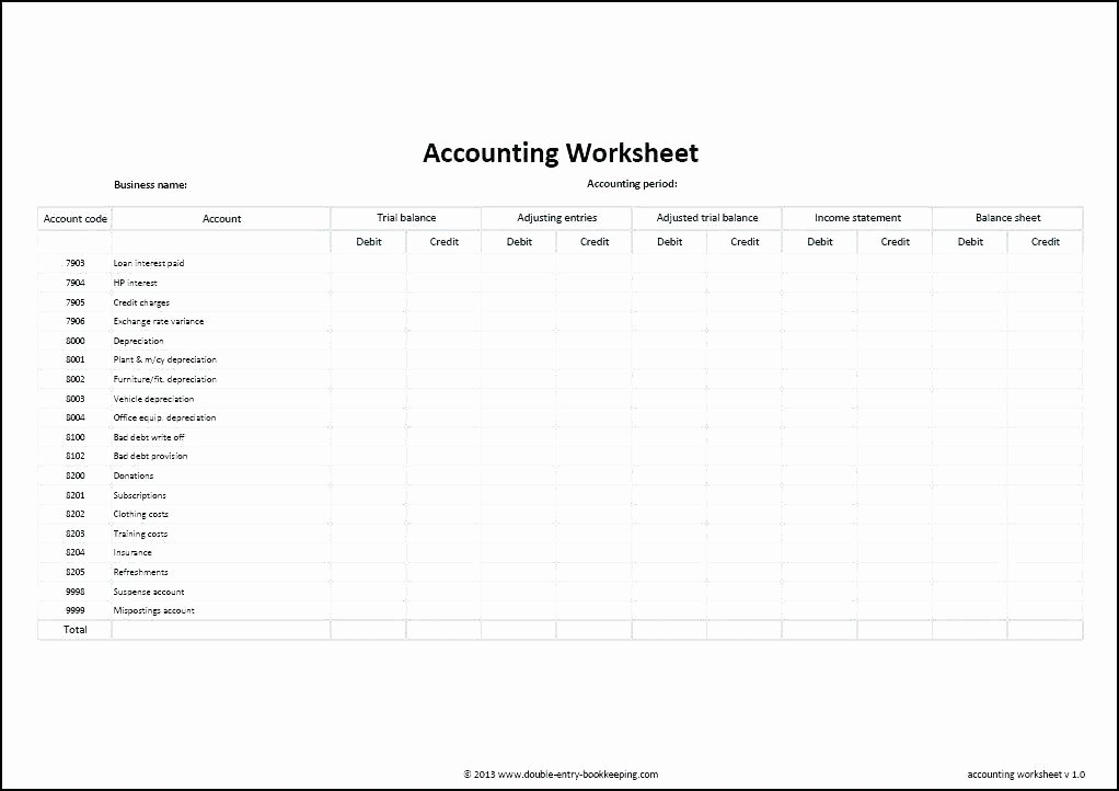Accounting Template Excel T Accounts Chart Lovely