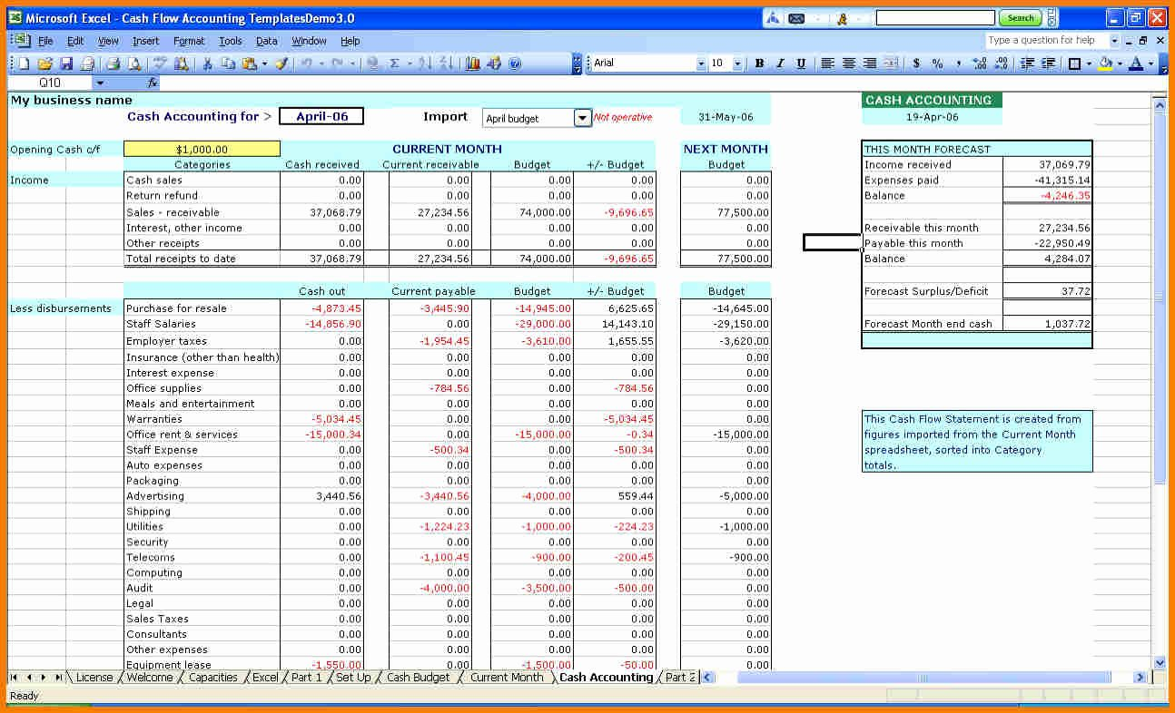 Accounting Website Templates Accounting Spreadsheet