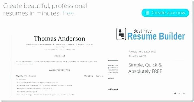 Actual Free Resume Builder Actual Free Resume Builder Best