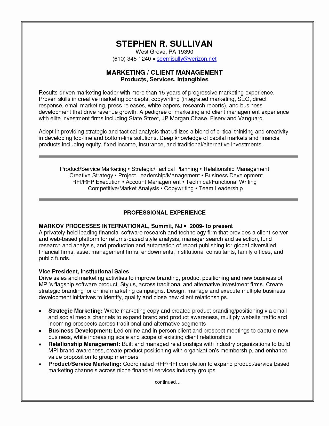 Ad Sales Planner Resume