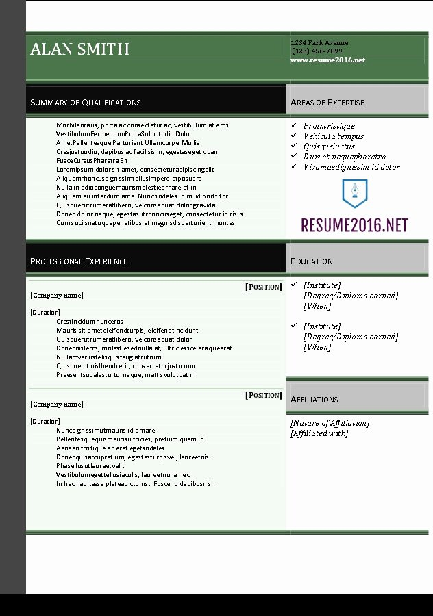 Administrative assistant Resume Templates 5 Tips for 2016