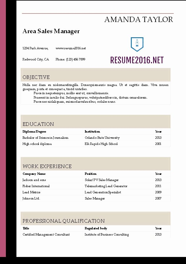 administrative assistant resume templates 5 tips for 2016 microsoft word resume template 2016