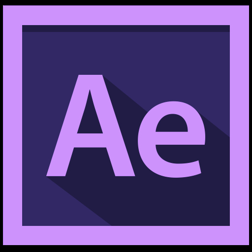 Adobe after Effects after Effects Logo Design Icon