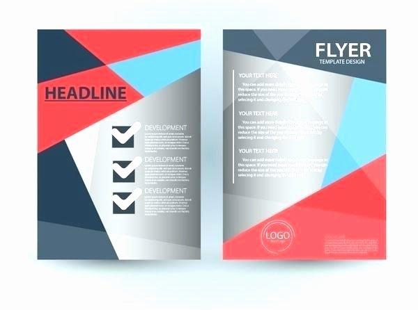 Adobe Brochure Template Illustrator Design Tri Fold