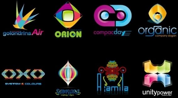 Adobe Illustrator Logo Templates Free Vector