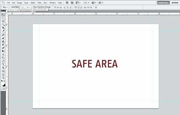 Adobe Illustrator Postcard Template Printable Templates