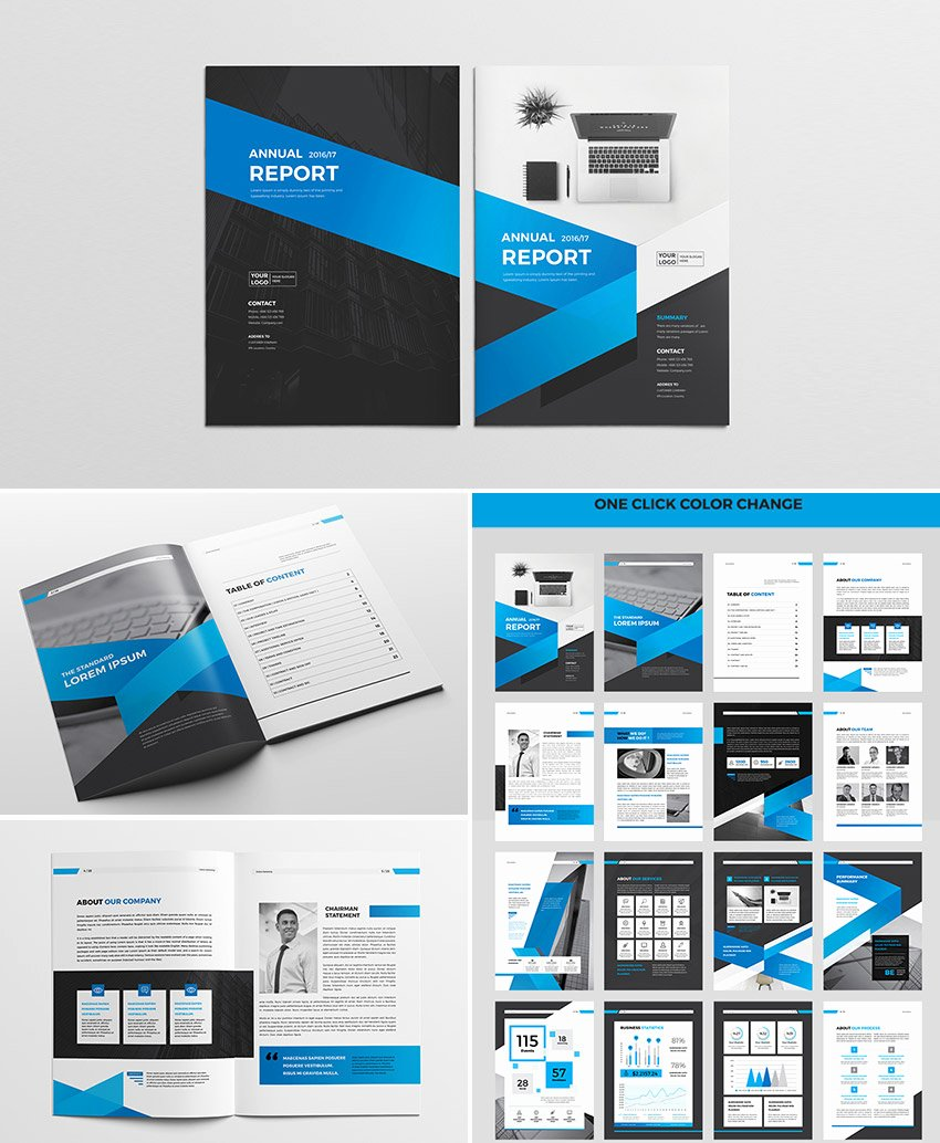 Adobe Indesign Templates Free Reeviewer