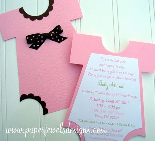 Adorable Diy Baby Shower Invites Your Friends Will Love to