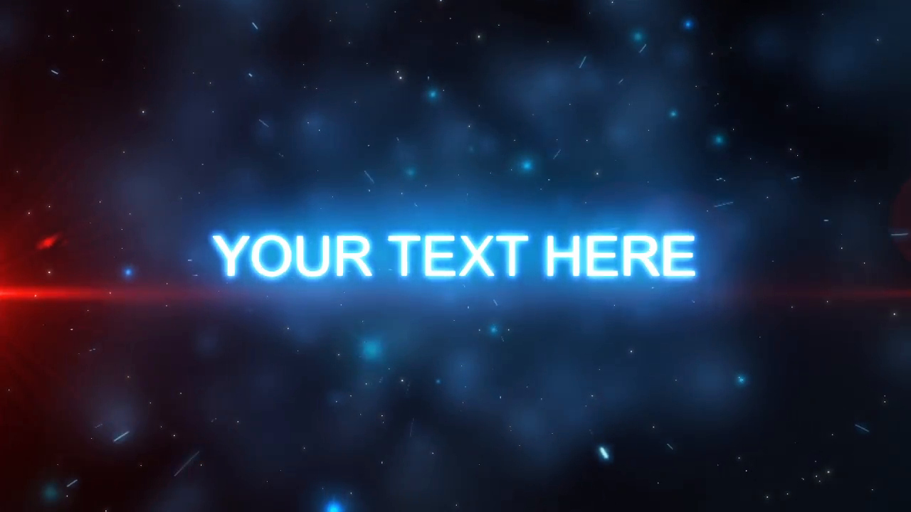 After Effects Cs4 Template Hyperspace Titles