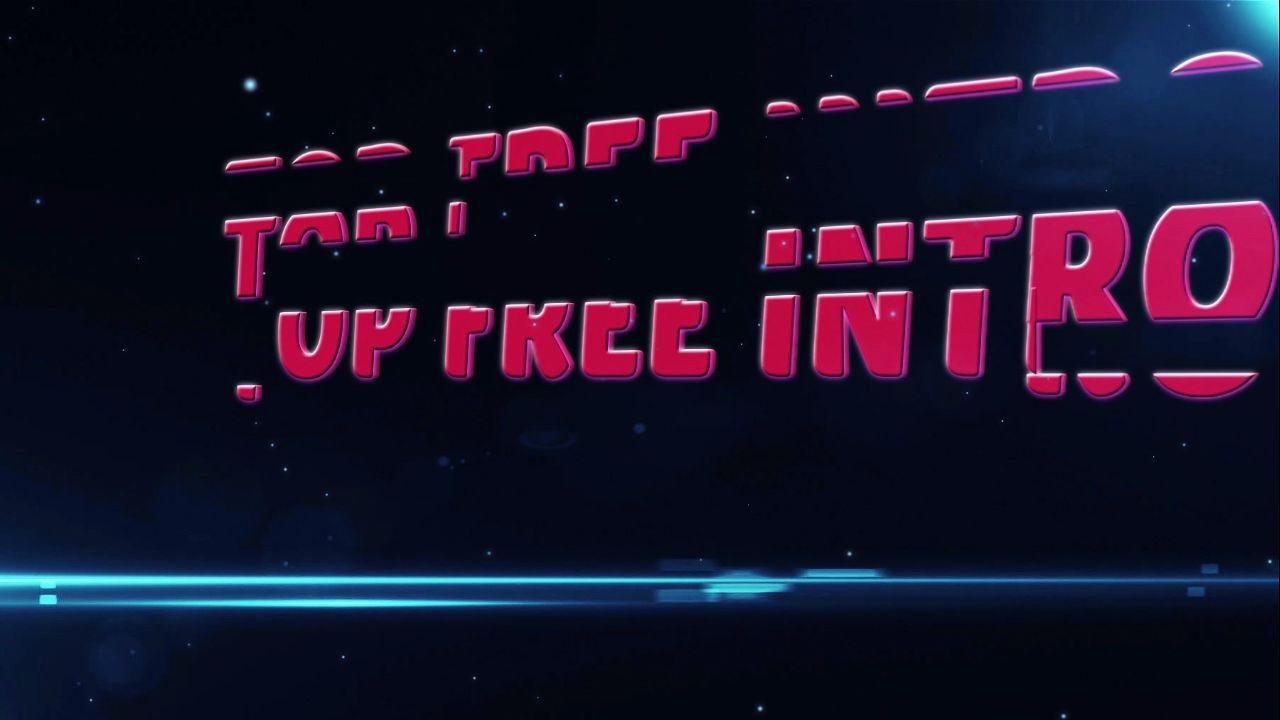 After Effects Intro Template
