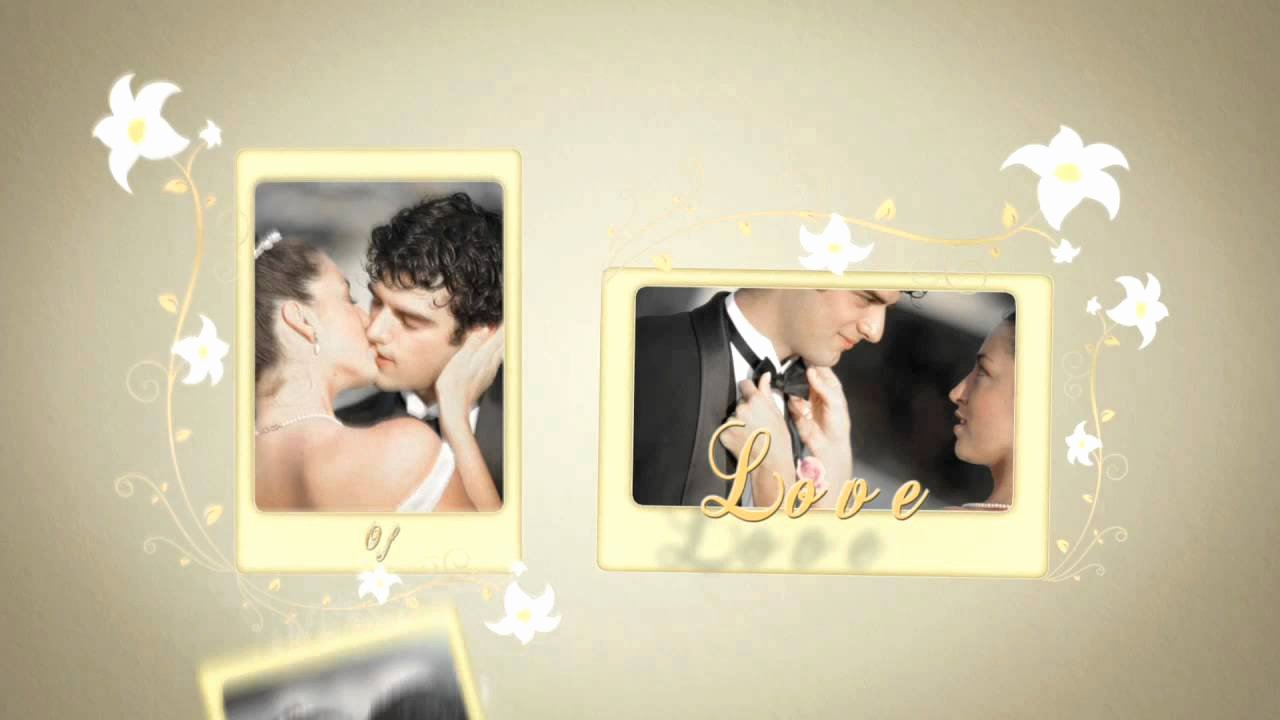 After Effects Template Wedding Deluxe