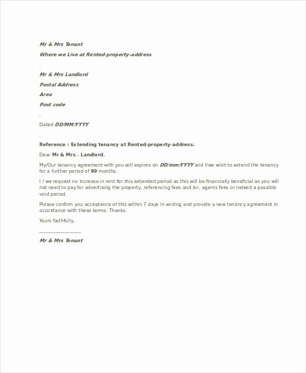 Agreement Letter Templates 11 Free Sample Example