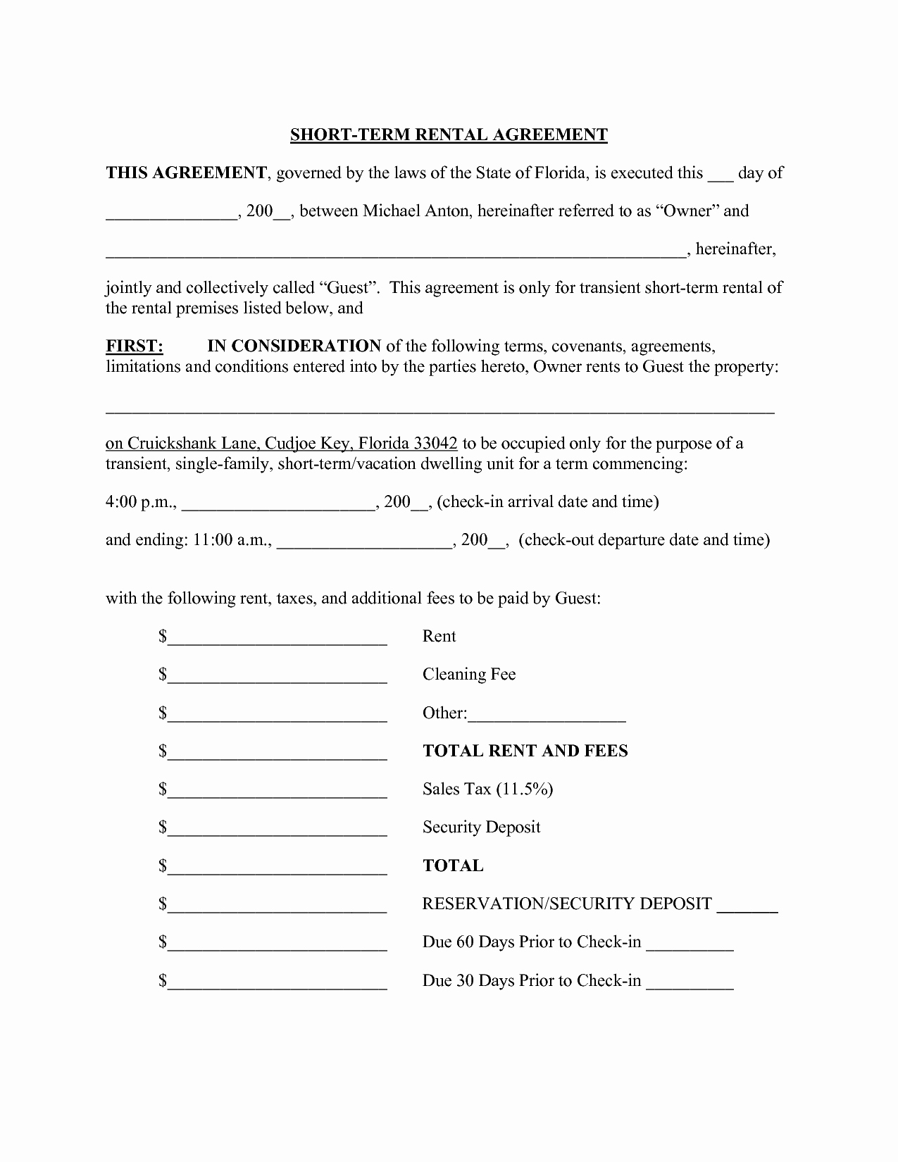 Agreement Template Category Page 39 Efoza